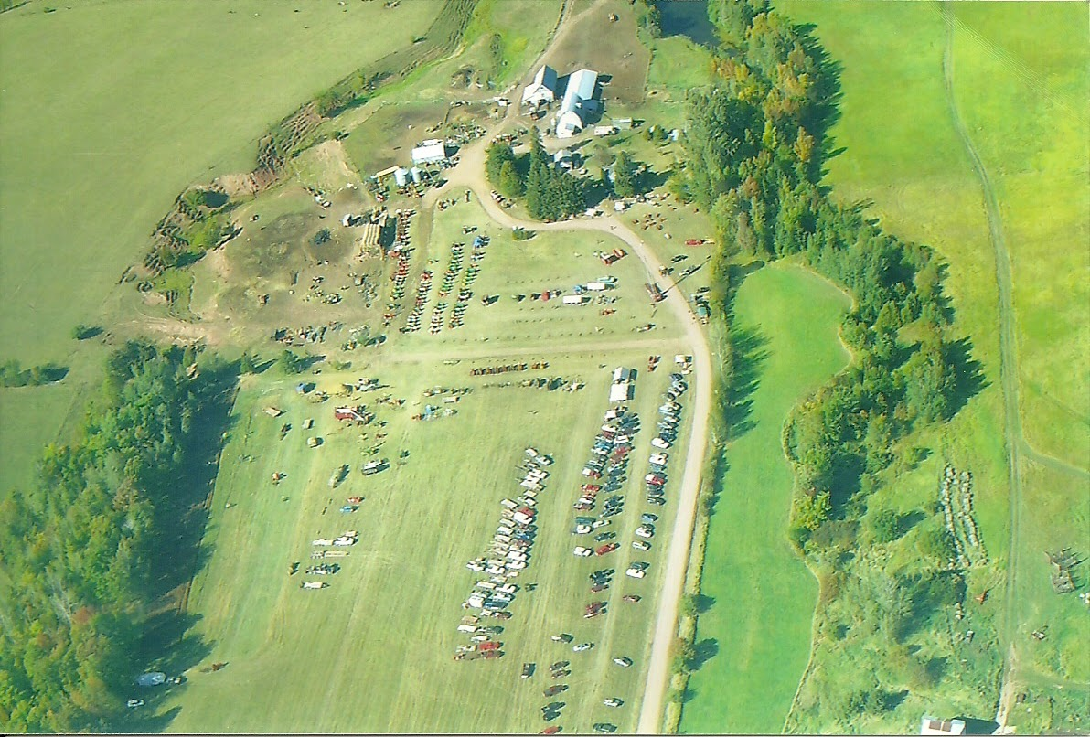 Threshing Show September 15, 2012