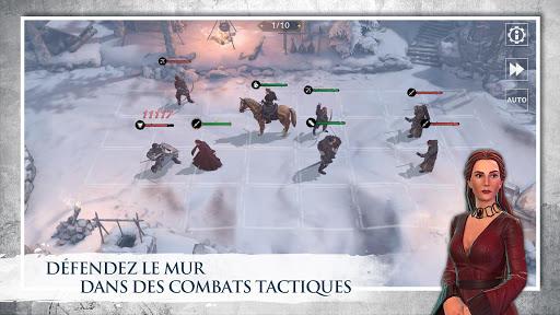 Game of Thrones Au-delà du Mur APK MOD – Pièces de Monnaie Illimitées (Astuce) screenshots hack proof 2