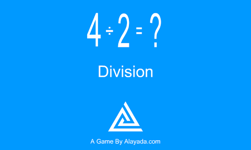Division Maths for Kids