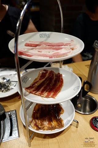 Chung Choon Yeon Ga plates