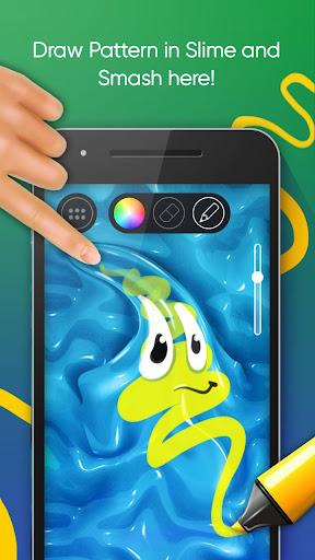Smash Diy Slime - Fidget Slimy  captures d'u00e9cran 18