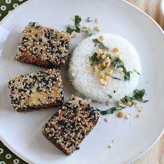 Marinated Sesame Tofu Recipe