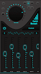 screenshot of Bass Booster Pro