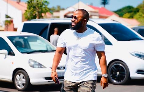 Cassper Nyovest made it clear that he's against abuse of any kind.