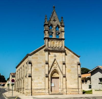 photo de église Saint Joseph de Caychac