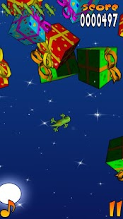 Acrobat Gecko Christmas Free- screenshot thumbnail