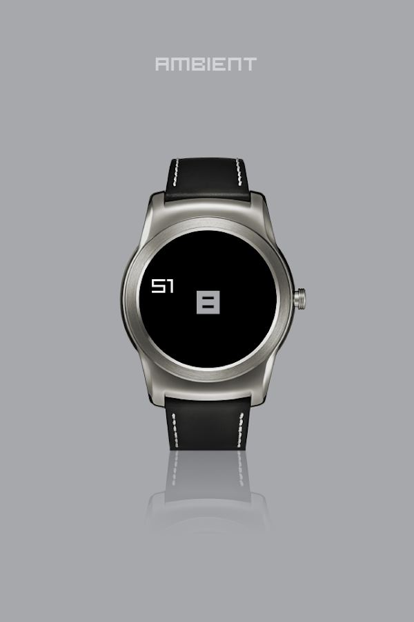 DIGITTMM - Wear watch face