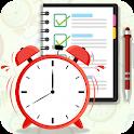 Reminder with Alarm Clock – Task Reminder icon