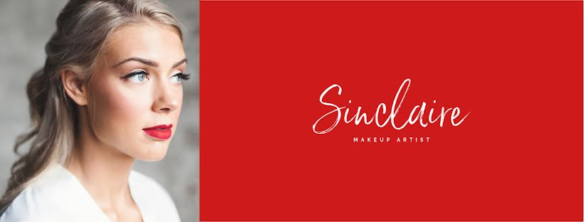 Sinclaire Makeup Artist - Facebook Page Cover Template