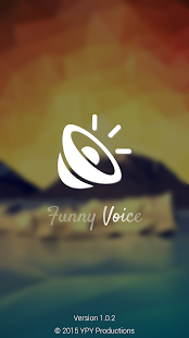 Funny Voice-Free Voice Changer- screenshot thumbnail