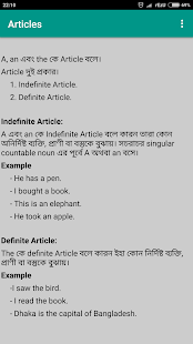 Articles - náhled