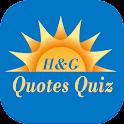 Happiness & Gratitude Quiz icon