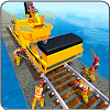 Indian Railway Bridge Builder: Jeux de train 2017