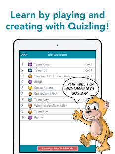 Quizling–The Knowledge Game!- screenshot thumbnail