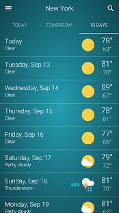Download Weather  apk screenshot 5