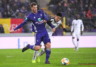 Officiel : James Lawrence quitte le RSC Anderlecht