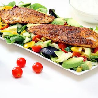 Creole Fish Salad