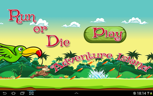 Run or Die - Adventure Island