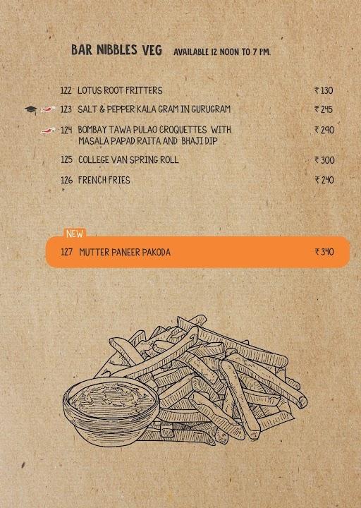 Prankster menu 3