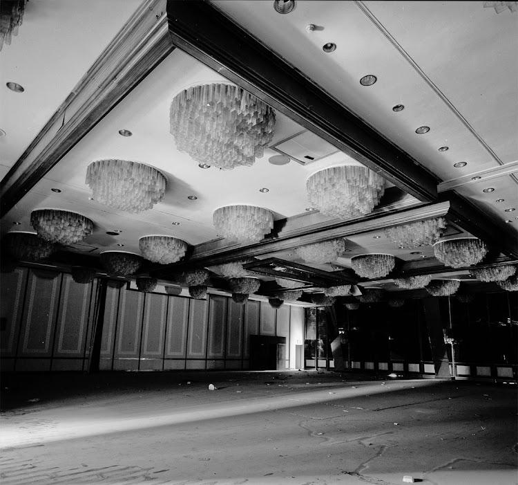 The Carlton Hotel.