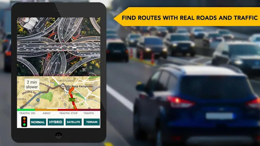 Voice GPS Driving Directions - GPS Maps Navigation 3.1.0 screenshots 7