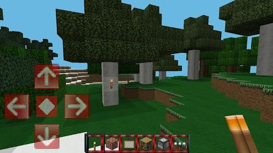 AngryCraft Survival - náhled