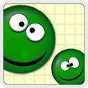 Catch Green Balls Game icon