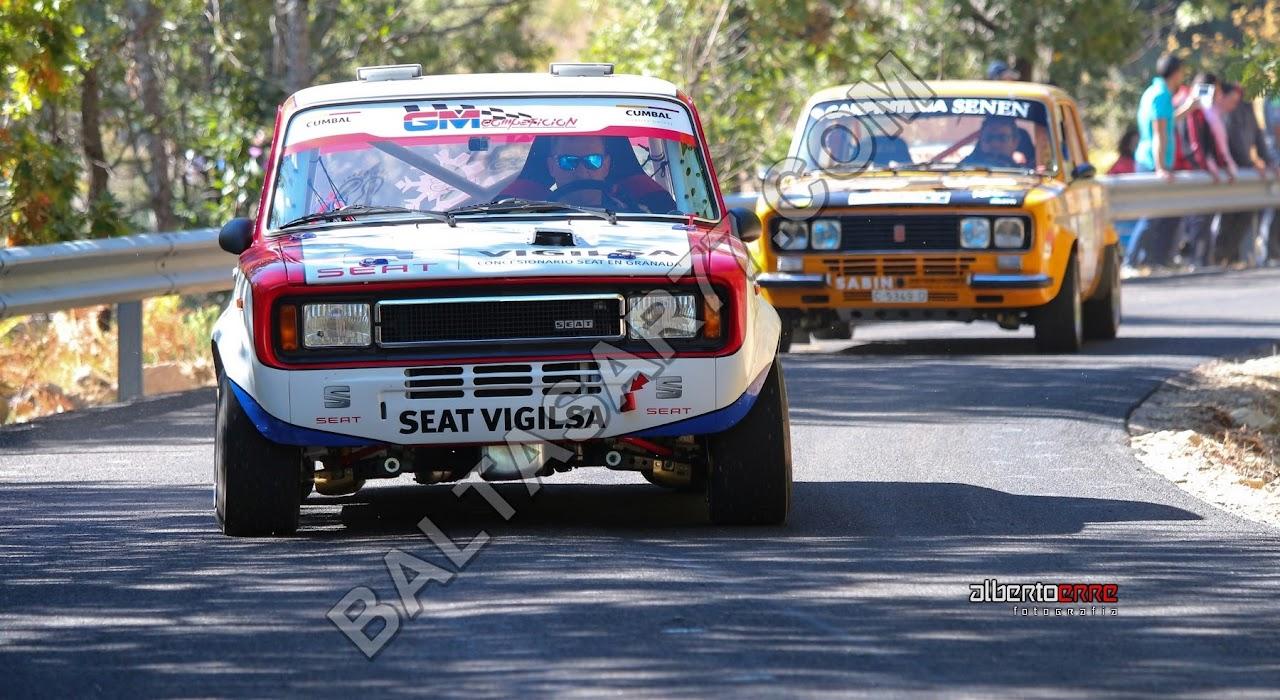 Fotografías del Rally XIV Subida al Piélago