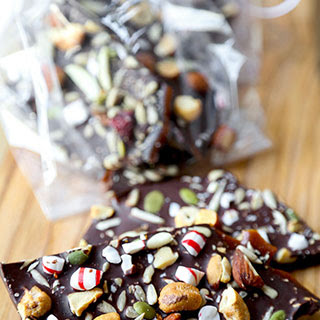 Super Nutty Chocolate Bark (Video)