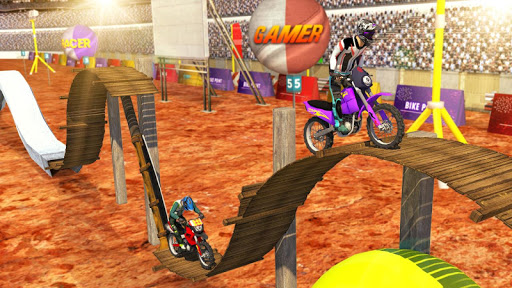 Bike Stunt Racer - screenshot