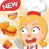 Idle Cook Tycoon – Food Restaurant Game