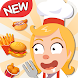 Idle Cook  – Food Restaurant Game - Androidアプリ