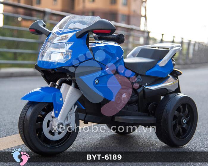 Xe mô tô điện 3 bánh BYT-6189 4