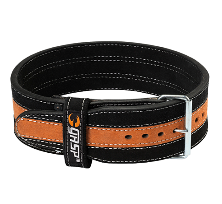 GASP Power Belt Black/Flame - XXL