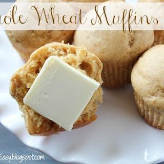 Whole Wheat Muffin.
