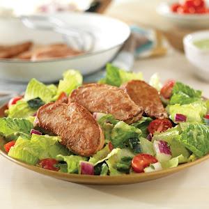 Yucatecan Chopped Pork Salad