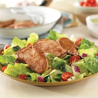 Yucatecan Chopped Pork Salad.