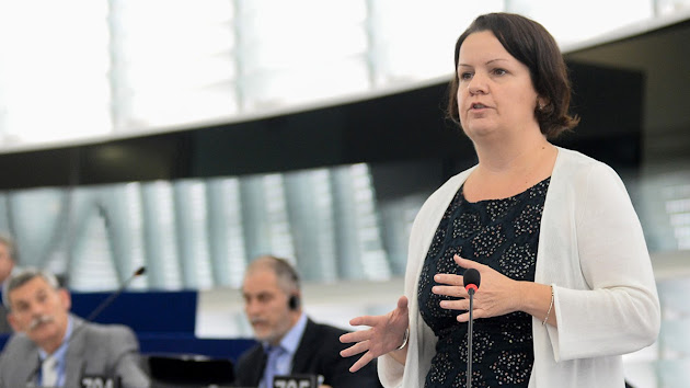 Mara BIZZOTTO Eurodeputata del Parlamento Europeo