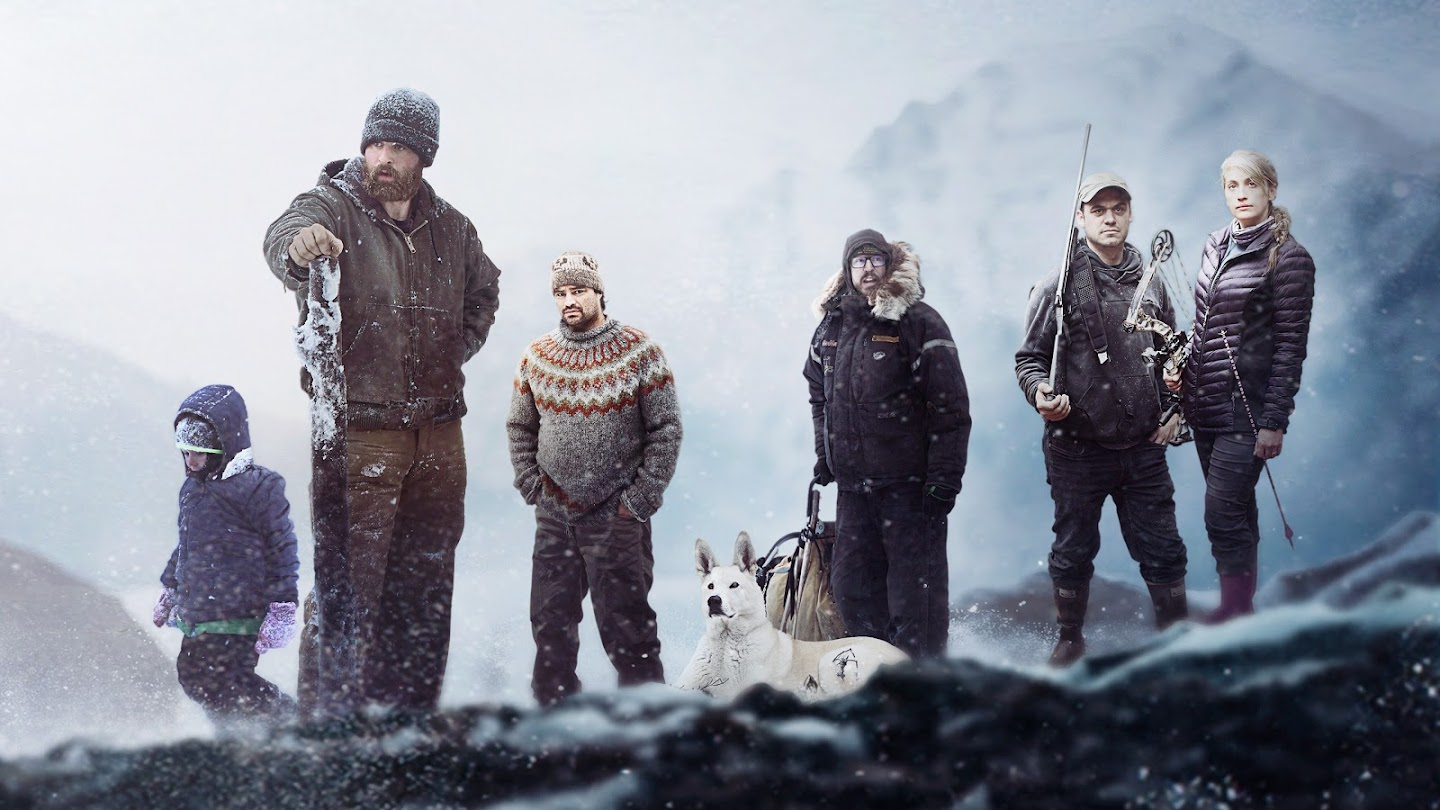 Watch Life Below Zero: Next Generation live