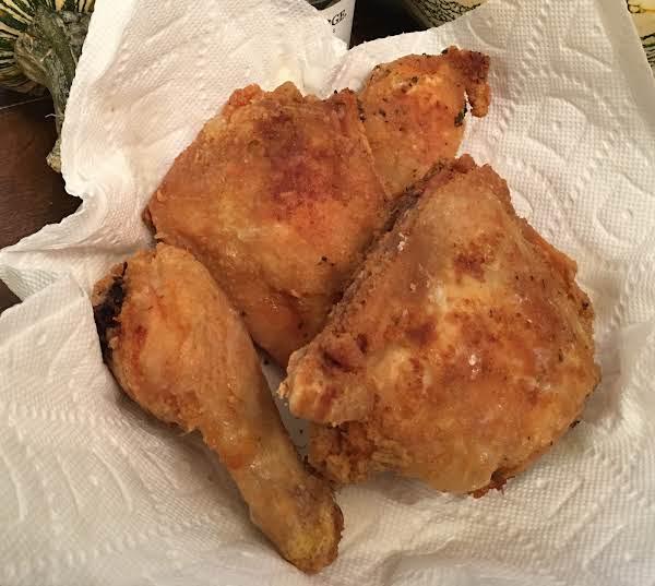 Crispy & Juicy Fried Chicken