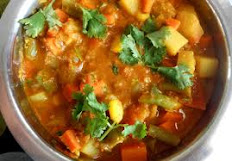 Mix Veg. Curry