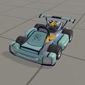 Fancy Kart Car Simulation icon