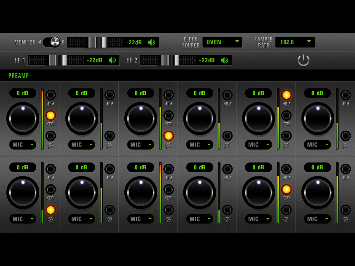 Orion Studio Remote- screenshot