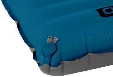 "NEMO Quasar 3D Insulated Regular Women's Sleeping Pad - 25x72"", Dark Blue alternate image 0"