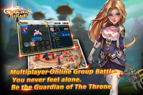 Guardians of The Throne Apk Download For Android and Iphone 5