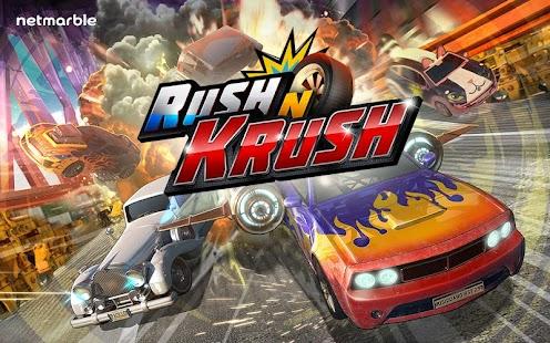 Rush N Krush- screenshot thumbnail