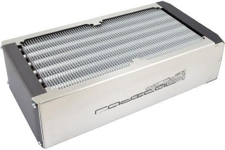 AquaComputer airplex radical 4/240, aluminium fins