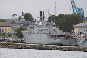 Photo: HMS Carlskrona