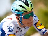 João Almeida is de nieuwe leider in de Ronde van Italië