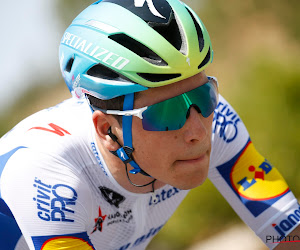 João Almeida van Deceuninck-Quick-Step is de nieuwe leider in de Giro, Harm Vanhoucke op de vijfde plaats in het algemeen klassement